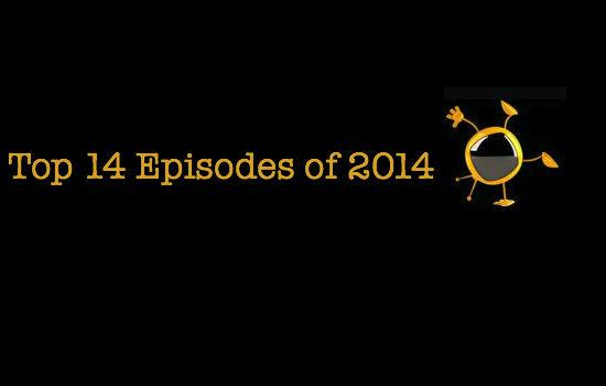 Sarah's Top 14 Episodes of 2014