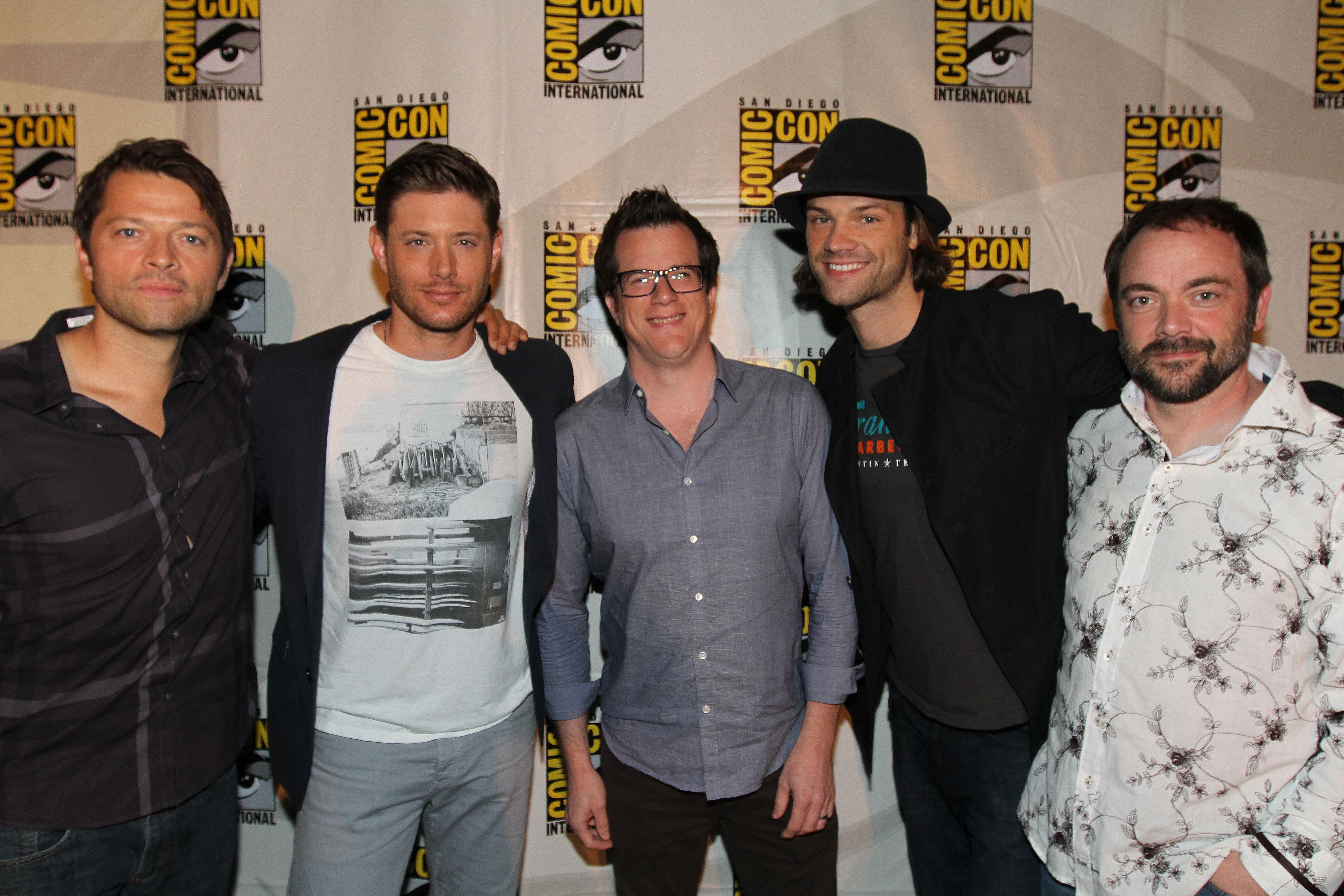 SUPERNATURAL at Comic-Con
