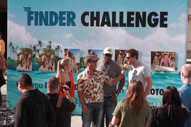 THE FINDER CHALLENGE