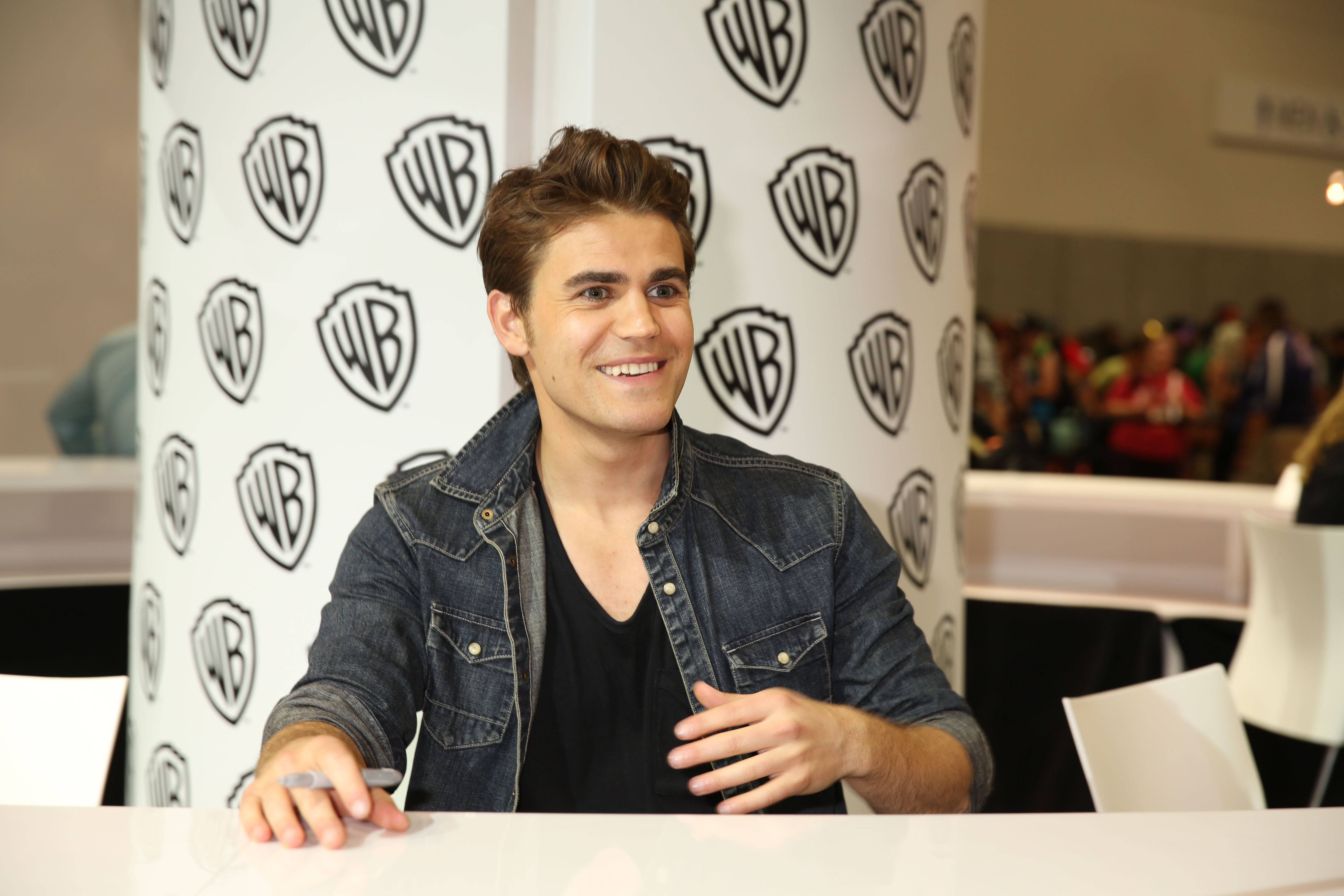 THE VAMPIRE DIARIES at Comic-Con