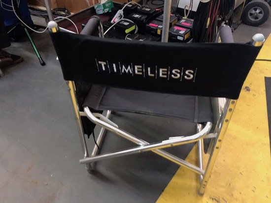 On the set of TIMELESS