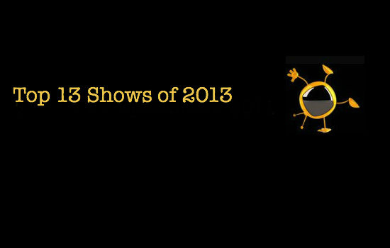 Top TV Shows of 2013