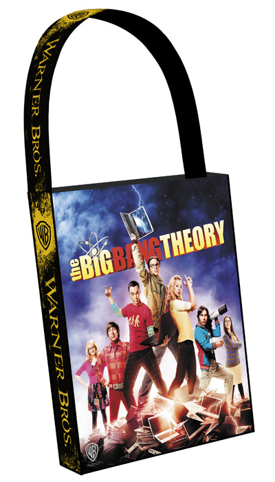 WBSDCC The Big Bang Theory Bag