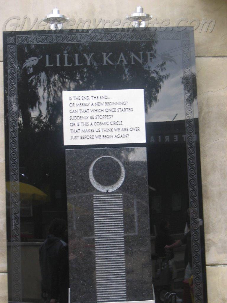 Veronica Mars: Lilly Kane