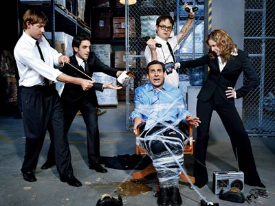 The Office: Entertainment Weekly