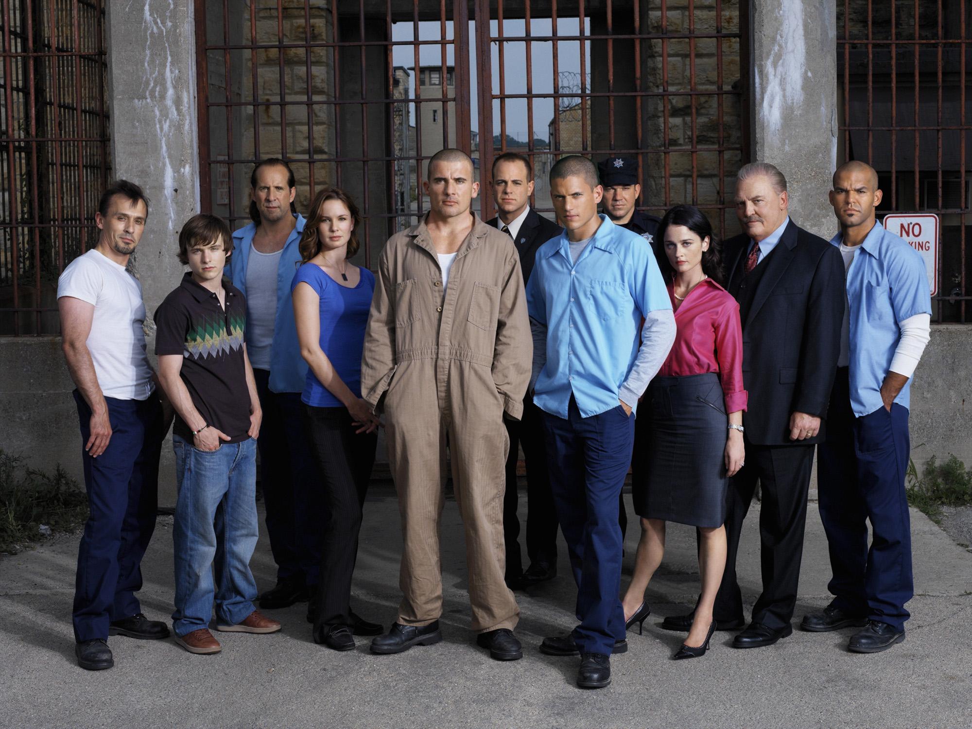 Prison Break Cast