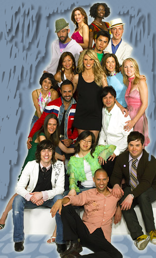 Project Runway Season 2 Cast