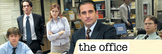 NBC The Office Banner