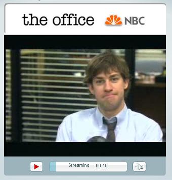 John Krasinski/Jim Halpert/The Office