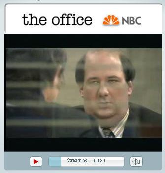 Kevin Malone (Brian Baumgartner) The Office