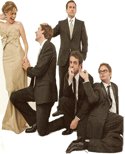 The Office Cast in People Magazine