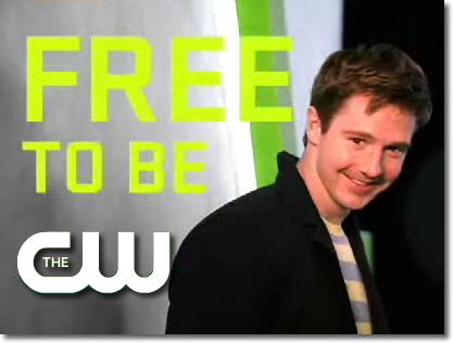 The CW, Jason Dohring