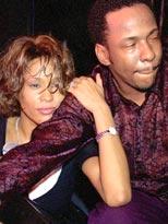 Whitney Houston Divorcing Bobby Brown