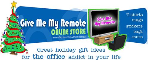 The Office t-shirts, The Office gifts, The Office mugs, The Office merchandise, Give Me My Remote Store