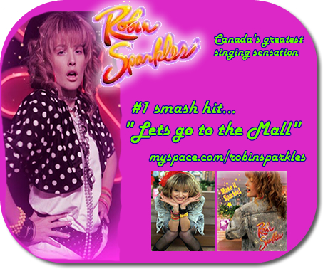 Robin Sparkles, How I Met Your Mother