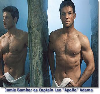 Jamie Bamber stars as Lee