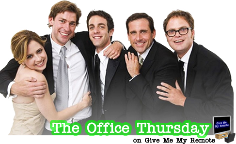 NBC's The Office, The Office Thursday on Give Me My Remote