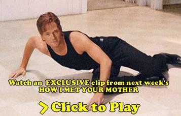 How I Met Your Mother, Dirty Dancing
