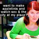 Kate Flannery (Meredith Palmer) on The Office