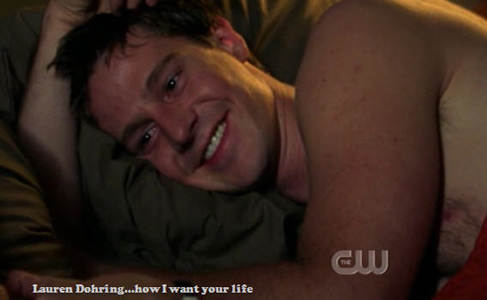 Logan Echolls in Bed