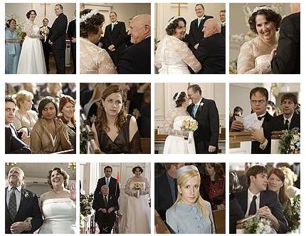Phyllis's Wedding, The Office