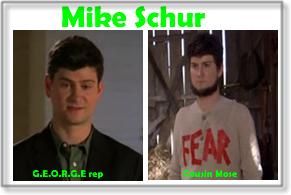 Mike Schur on The O.C.
