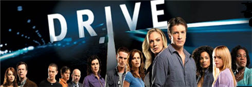 The cast of Drive