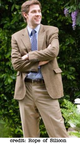 John Krasinski, License to Wed (1)