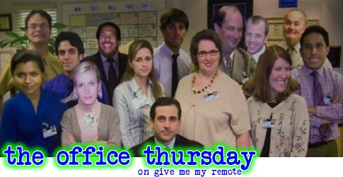 THE OFFICE Thursday