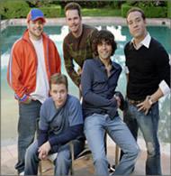 Cast of Entourage