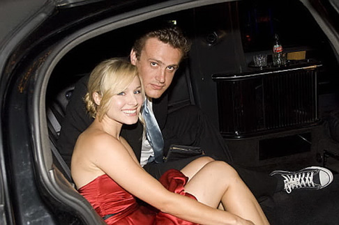 Forgetting Sarah Marshall (Jason Segel and Kristen Bell)