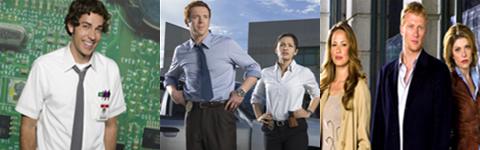 NBC's New Fall Shows at Blockbuster
