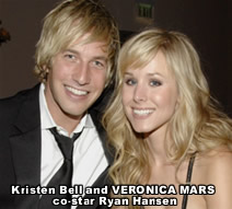 Kristen Bell & Ryan Hansen