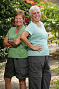 Kate and Pat, The Amazing Race