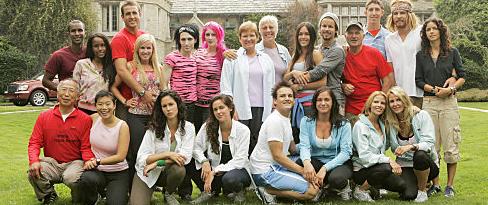 The Amazing Race Cast, Season 12 on CBS