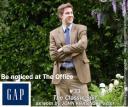 John Krasinski FAKE Gap Ad (www.givememyremote.com)