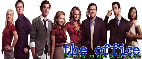 The Office Thursday on GMMR
