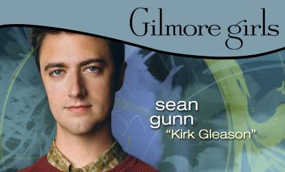 Sean Gunn, Kirk, Gilmore Girls
