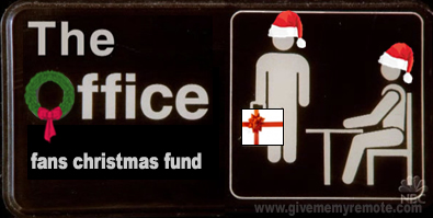 The Office Fans Christmas Fund