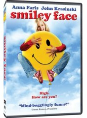 Smiley Face on DVD January 8th