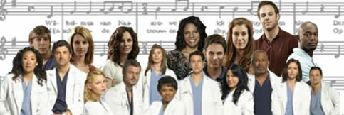 Cast of GREY'S & PRIVATE PRACTICE Together in Song