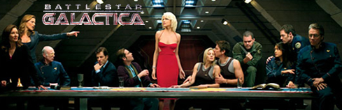 Syfy Battlestar Galactica Xena