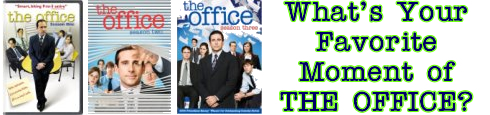 Win The Office on DVD