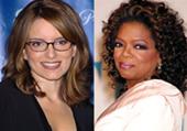 Oprah and Tina Fey BFFs on 30 ROCK?