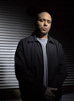 Francis Capra joins the cast of HEROES