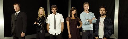 CHUCK Cast Season 2