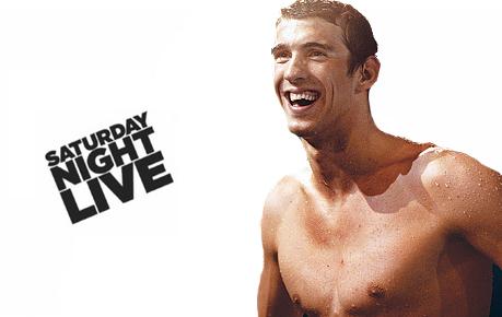 Michael Phelps to host SNL