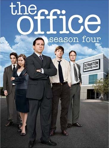 THE OFFICE Season 4 on DVD - Giveaway
