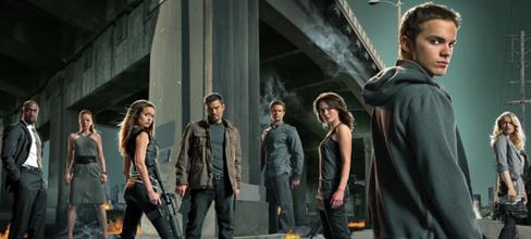 Terminator: The Sarah Connor Chronicles (Cast Photo)