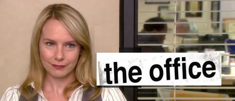 The Office, Amy Ryan, Business Ethics, Holly Flax